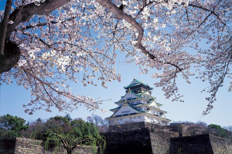 大阪觀光局局長溝畑宏表示,這是大阪首次在海外參加燈節活動,亦是首次以花燈型式展現出大阪的地標-大阪城,並搭配大阪觀光標誌,其以大阪城為主,希望打造世界最高水準的觀光都市。(取自台北市政府)