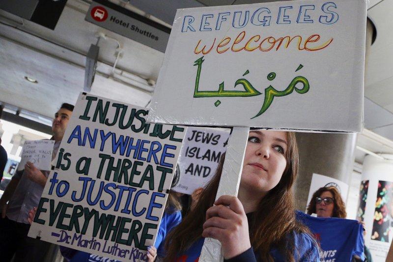 美國總統川普下達的穆斯林禁令日前被華盛頓州聯邦法官羅巴茨擋下(AP)
