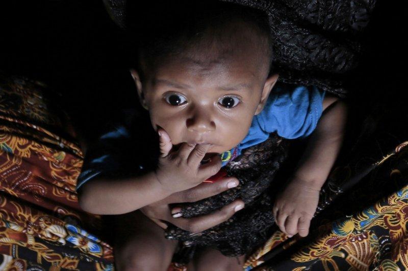 飽受緬甸主要民族緬族歧視、迫害的羅興亞人(AP)