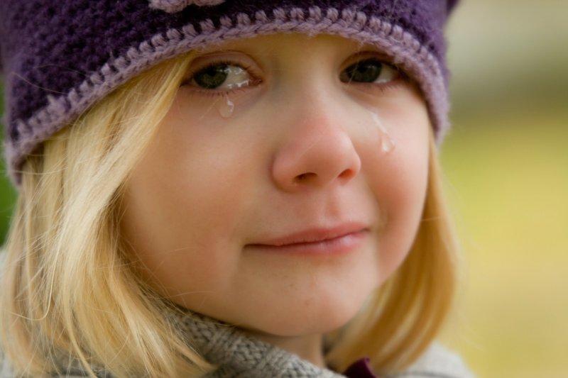 為什麼而哭呢?在心理諮商裡,哭是很好的情緒突破。(圖/tobbo@pixabay)
