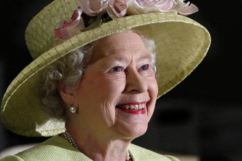 英國女王伊莉莎白二世是當今世上在位最久的君主。(美聯社)