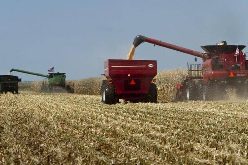 美國退出TPP,美國農業受到劇烈衝擊(AP)