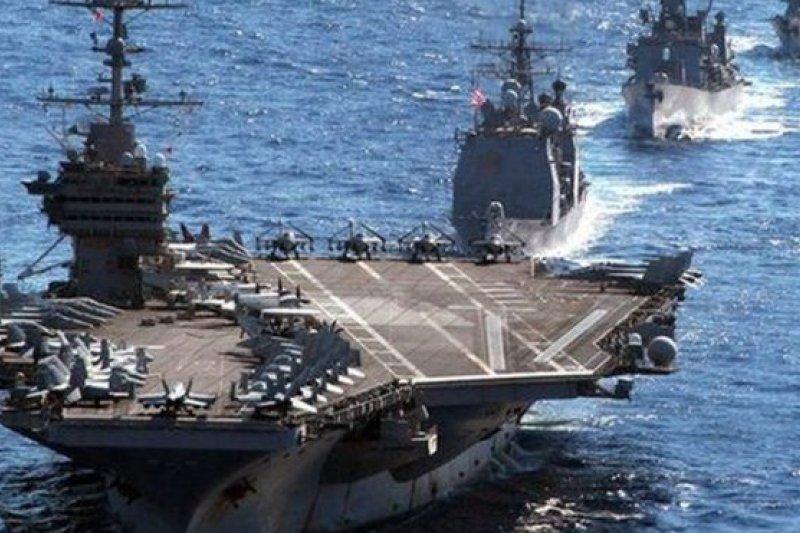 川普就任美國總統後,其對華政策是否引發中美交戰令專家們擔憂。(BBC中文網)