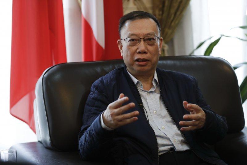 中國前衛生部副部長黃潔夫(AP)
