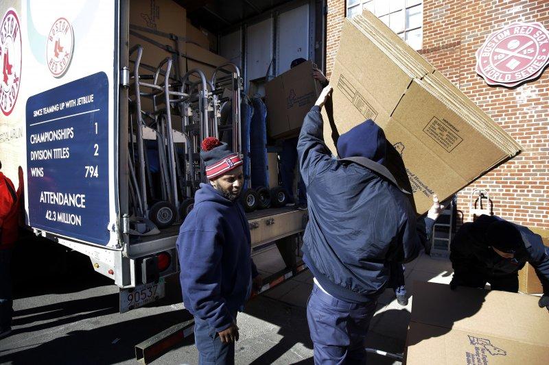 美國藍領勞工是支持川普的主力(AP)