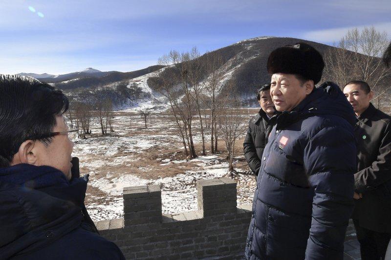 中國國家主席習近平的「中國夢」,面臨小國挾持大國壓制而盟友利用的窘境。(AP)