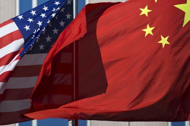 中美關係。(美國之音)
