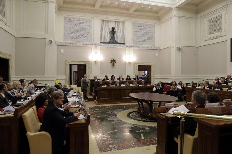 梵蒂岡宗座科學院舉辦「器官販賣和器官移植旅遊」會議(AP)