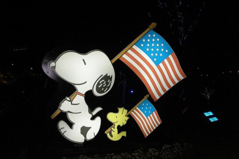 美國知名《花生漫畫》的史努比是家喻戶曉的角色(取自Pixabay)