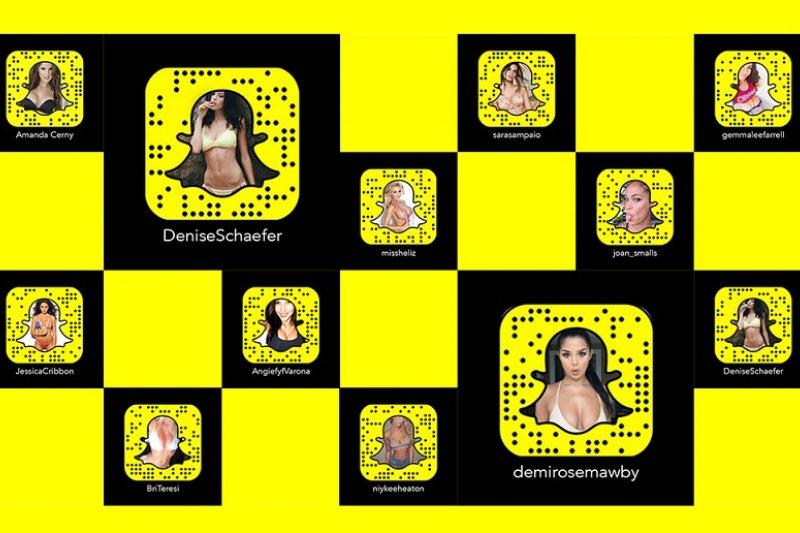 用戶在Snapchat上有各種創意貼圖,甚至用戶選出2016Snapchat之「最」。(來源:rsvlts.com)