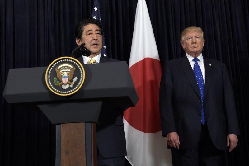 北韓試射飛彈威脅亞太和平,日本首相安倍晉三表示已「忍無可忍」。(美聯社)