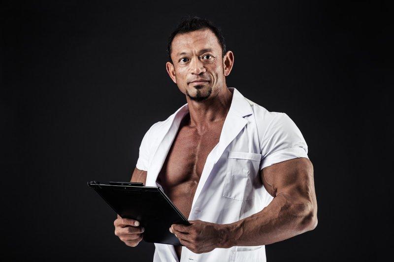 男性不只肌肉需要鍛鍊,胯下小弟弟也需要鍛鍊一下…(圖/すしぱく@pakutaso)
