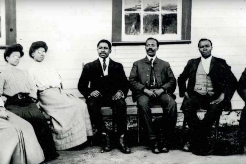 被忽視的歷史:奧克拉荷馬州全黑人城鎮的興衰。(截圖自youtube)