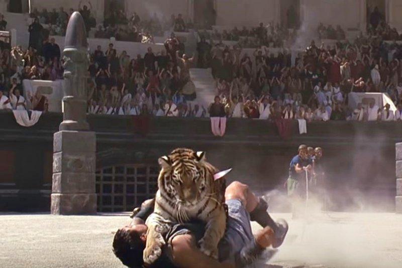 在古羅馬帝國,被羅馬人視為最殘酷的刑罰並非死刑。(示意圖翻攝自youtube)