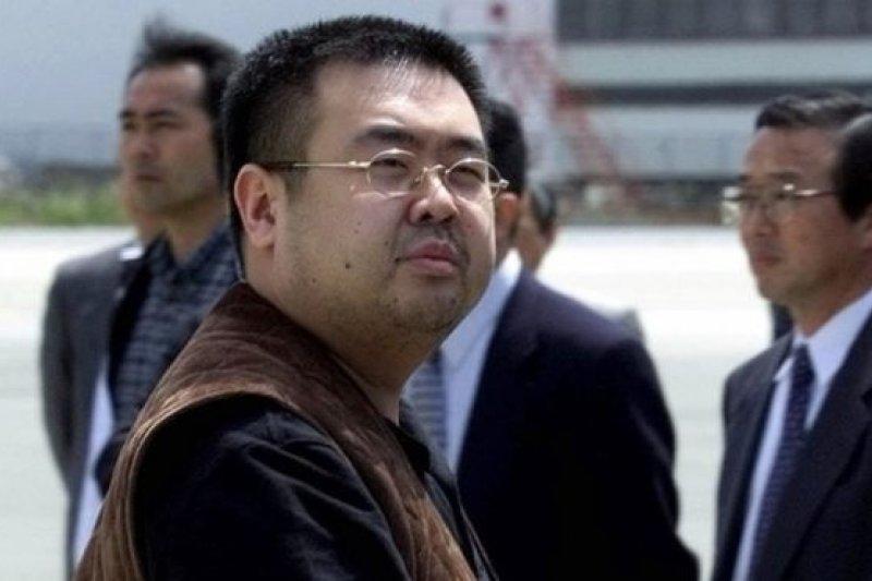 金正男長期住在海外。(BBC中文網)