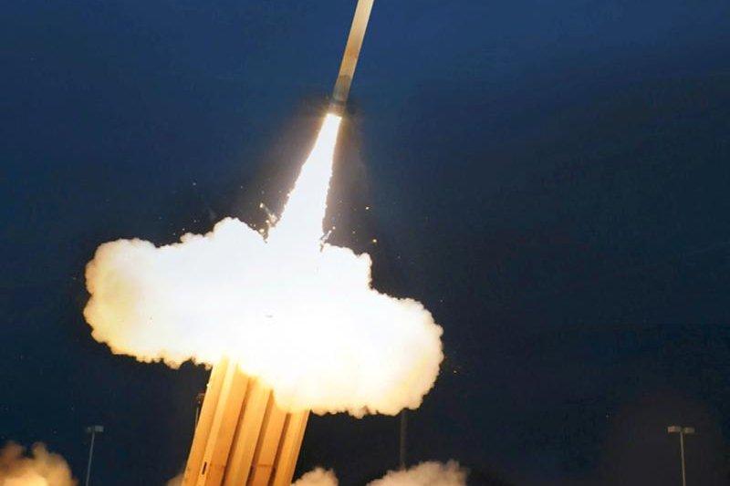 軍事界推測,美軍計劃向台灣出售薩德反飛彈系統。(取自亞洲週刊)