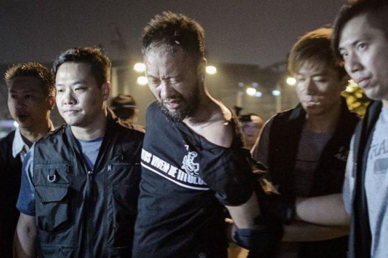 曾健超被七名警員毆打一案,裁決引起公眾關注。(BBC中文網)
