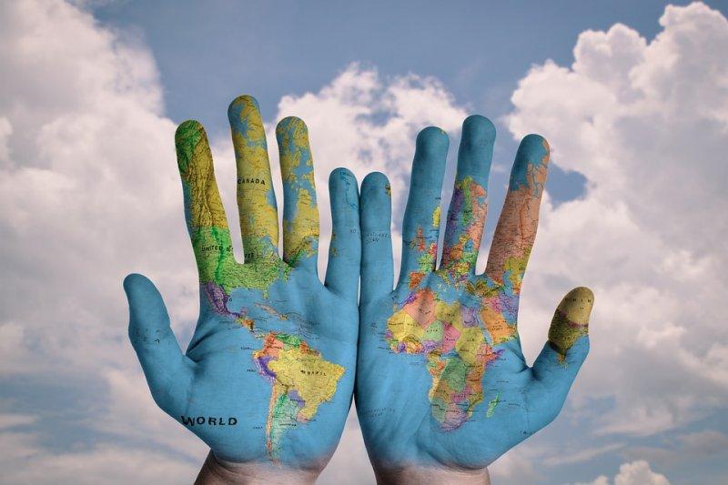 國際觀很重要,但是有時候問題的根本其實是思維的侷限。(圖/pixabay)