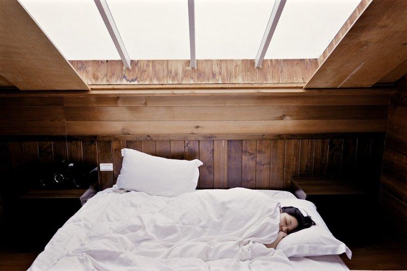 想每天睡場高品質好覺,學學專家的撇步吧!(圖/Pixabay)