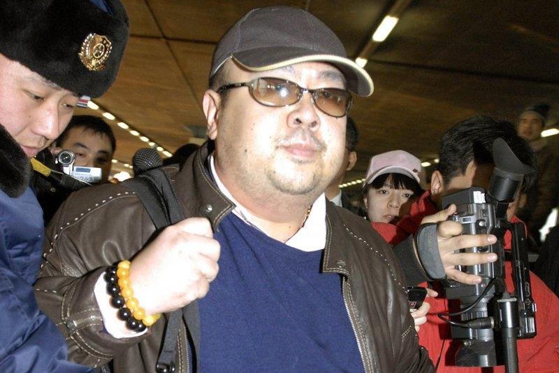 金正男(AP)