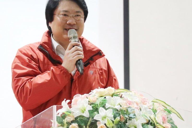 基隆市長林右昌今天說,市府尊重任何不同意見,但台灣也是法治社會,一切依制度與法規。(資料照,基隆市政府提供)