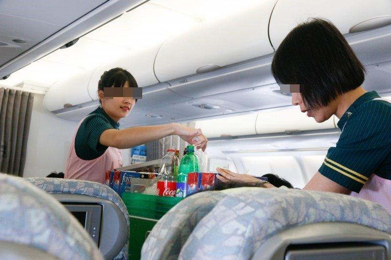 搭機乘客沒注意到的小秘密,讓空姐來告訴你。(示意圖/Chung Lun Chiang@Flickr,與本文無關)