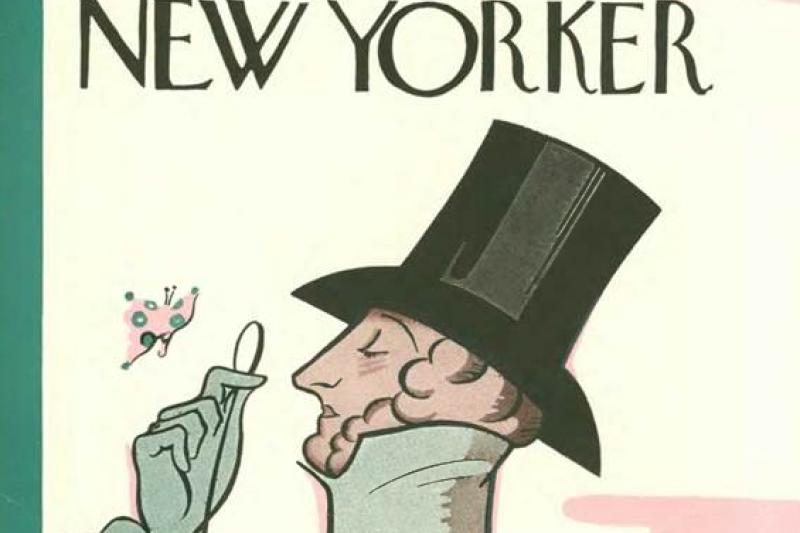 美國老牌雜誌《紐約客》(The New Yorker)在1925年出版第1本刊物(翻攝網路)