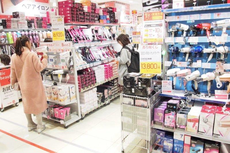 去日本,千萬別錯過這幾樣高品質好家電!(圖/Fast Japan提供)