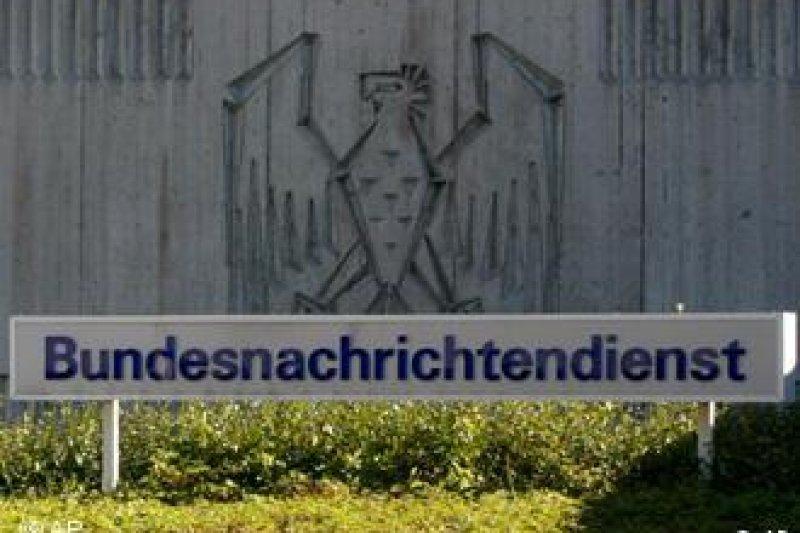 德國聯邦情報局(AP)