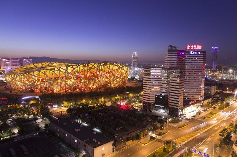 北京。(圖取自PIXABAY)