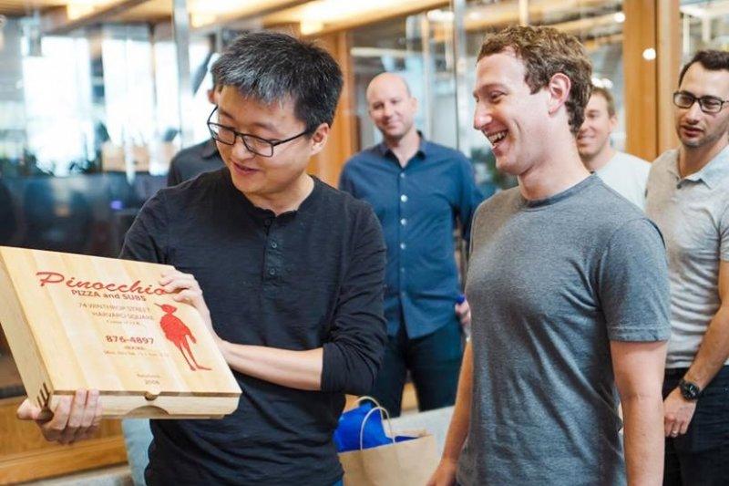 美國矽谷工程師觀察:台灣人實力不會比外國差,缺少的是...(示意圖/Mark Zuckerberg@Facebook,僅為示意,與本文無關)