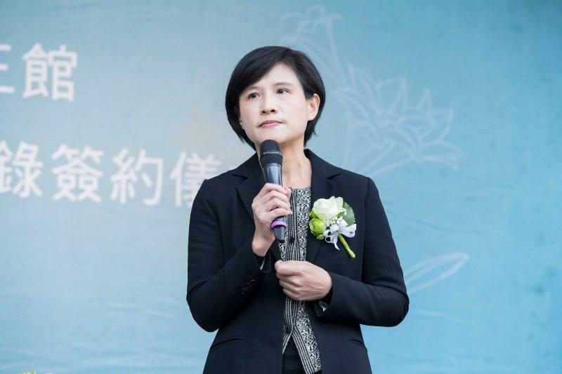 文化部長鄭麗君28日表示,所有白色恐怖時期不義遺址,是否應就地建立設施,必須依據個案逐一檢視。(資料照,文化部提供)