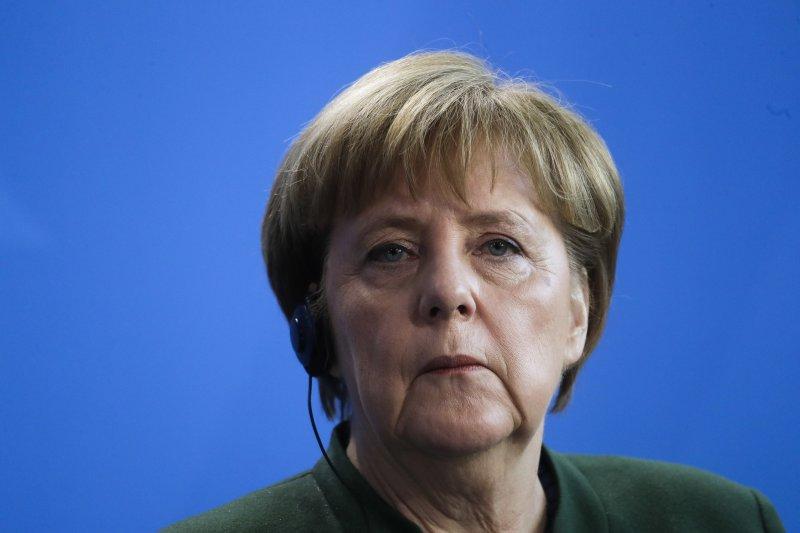 德國總理梅克爾(Angela Merkel )。(美聯社)