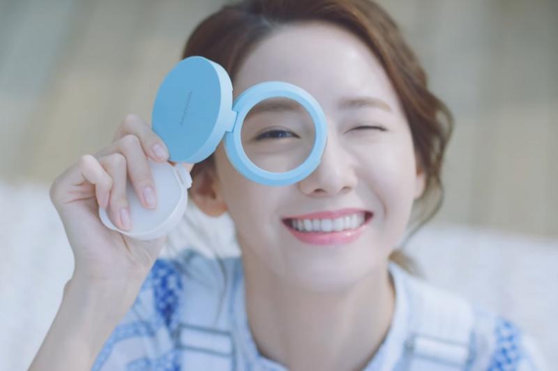 快來學學韓國正妹的保養心機術吧!(翻攝自youtube)