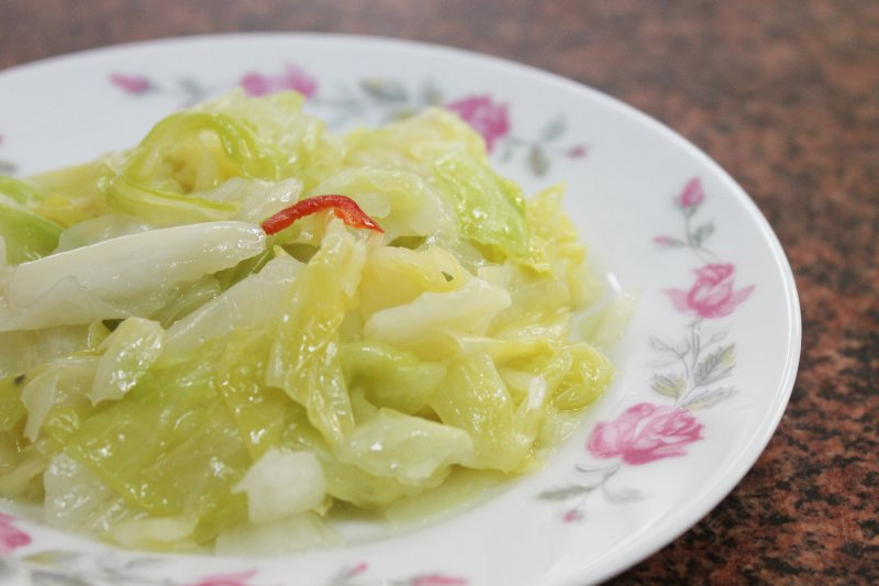 清爽的日式泡菜,自己就能做啦!(圖/Elaine_tsai@Flickr)