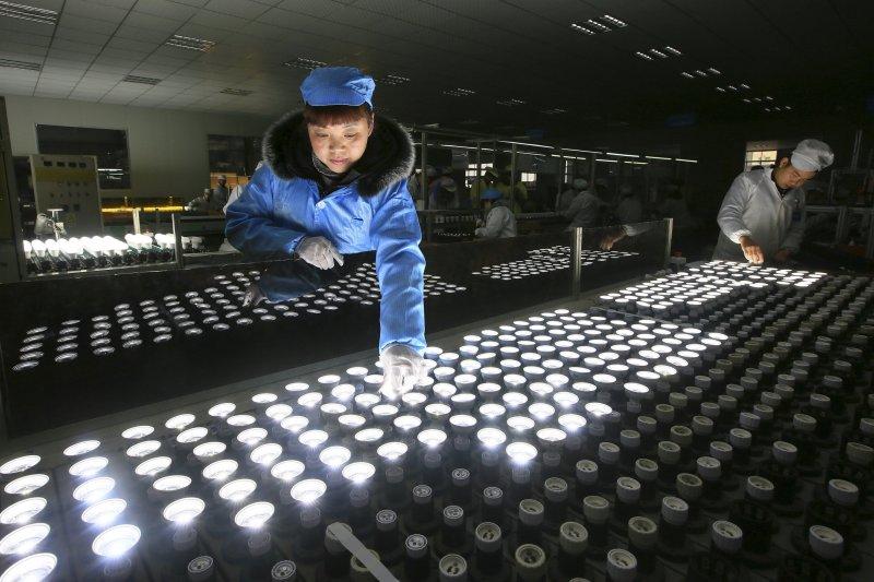 中國經濟,「兩會」(全國人民代表大會、政治協商會議)3日在北京登場,經濟表現是重中之重(AP)