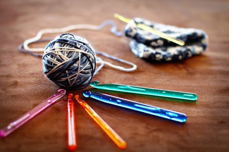 你可知道,學習打毛線能提升哪些能力?(圖/FeeLoona@pixabay)