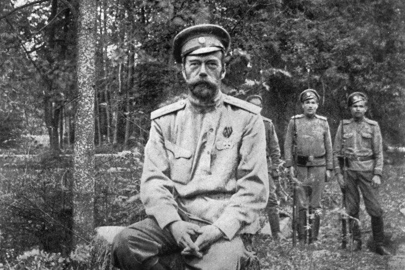 俄羅斯末代沙皇尼古拉二世(Wikipedia / Public Domain)