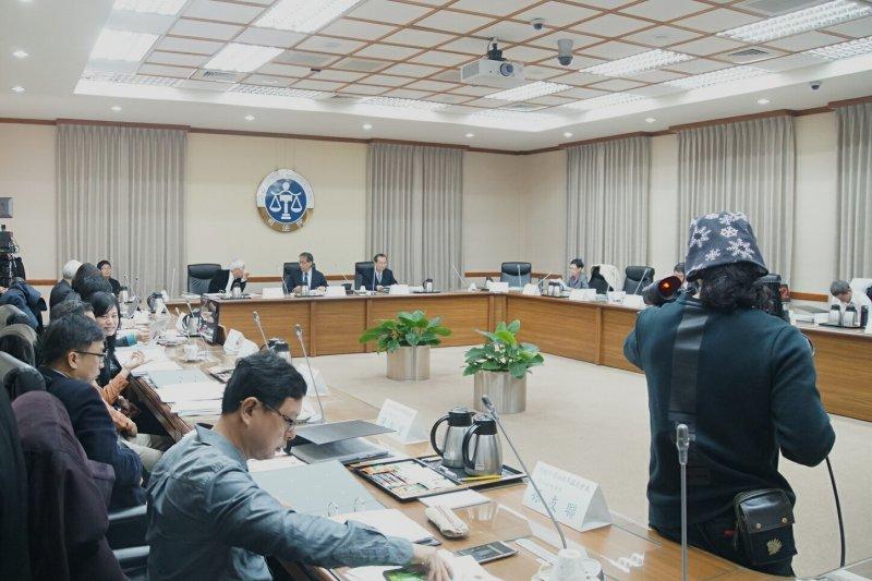 20170306-司法改革國是會議第二分組會議。(盧逸峰攝)