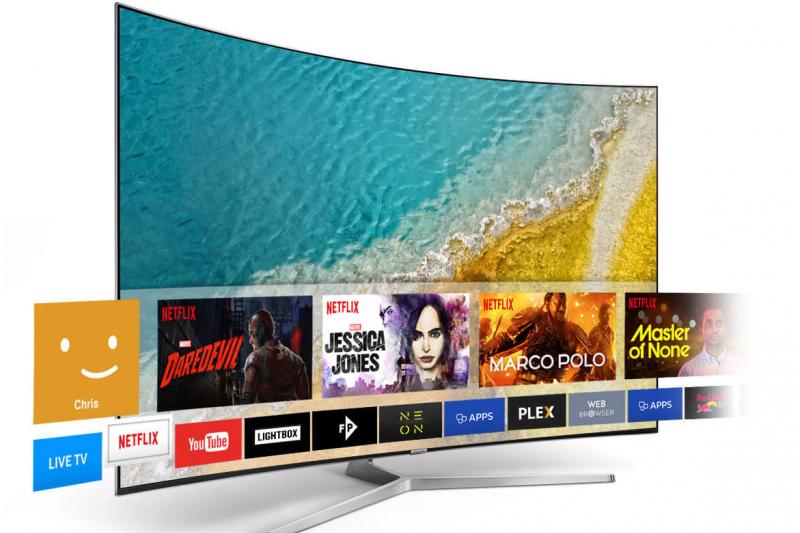 智慧型電視讓視聽娛樂更豐富,卻可能成為CIA監控民眾的工具。(圖/取自網路)