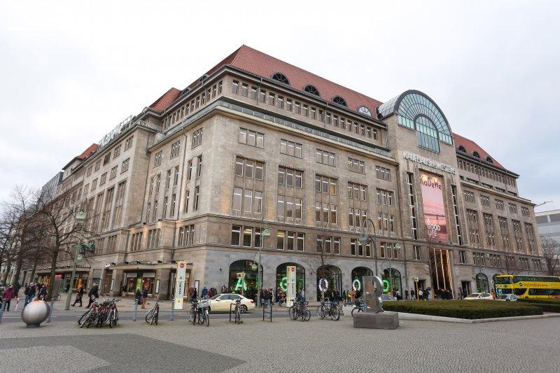 20170307-德國綠能專題,德國柏林,卡迪威百貨公司。(顏麟宇攝)