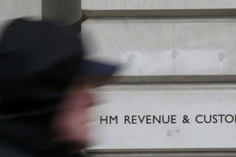 英國皇家稅務及海關總署反駁指控。(圖取自BBC中文網)