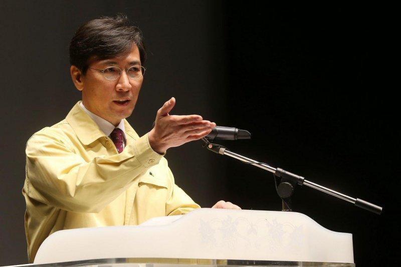 有意角逐南韓總統的忠清南道知事安熙正(安熙正官網)