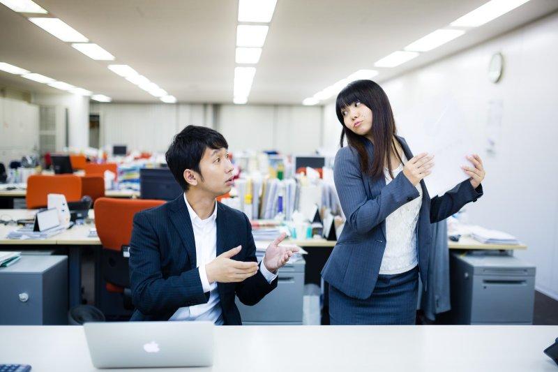 職場上想做到最佳表現,所需付出的心力、精力一定不可能少!(圖/pakutaso)