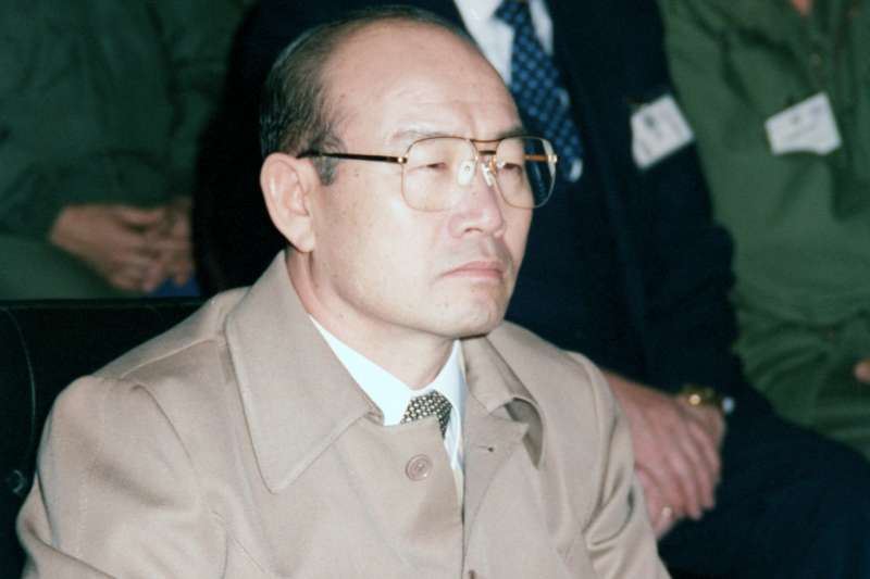 南韓前總統全斗煥。(圖/維基百科公有領域)