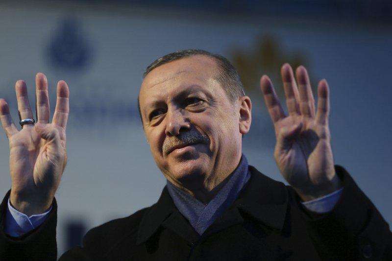 荷蘭與土耳其發生外交紛爭,土耳其總統艾爾多安痛罵荷蘭是「納粹餘孽」(AP)