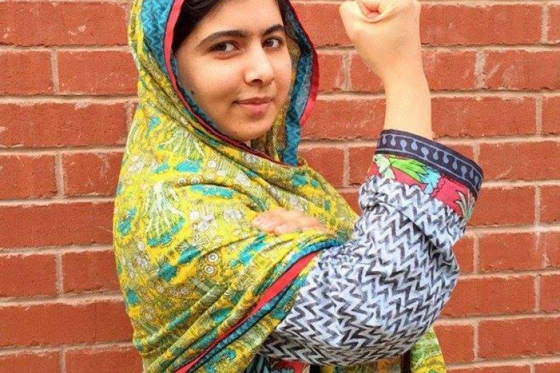 馬拉拉至今仍致力於女性受教運動,希望每個小孩都有能夠上學讀書的權利,「這是他們的基本人權。」她說道。(圖片取自Malala Fund)