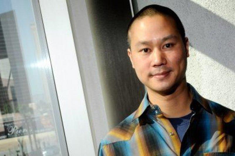 Zappos執行長謝家華 (Tony Hsieh)。(圖片來源:Business Insider)