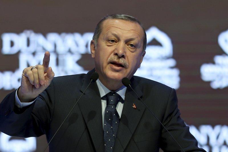 土耳其總統艾爾多安要荷蘭「付出代價」(AP)