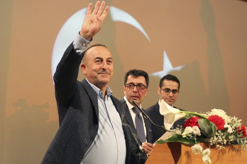 土耳其外交部長恰武圖奧盧痛批荷蘭是「法西斯主義首都」(AP)